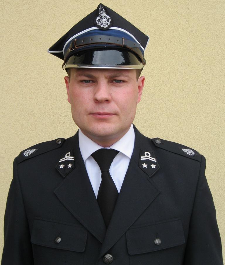 Sekretarz Zarządu Gminnego Arkadiusz Knap
